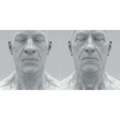 015 Virtual Portraits Faces 000 400x400 - Visuals. 2017