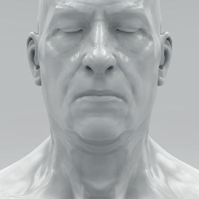 015 Virtual Portraits Faces 002 400x400 - Visuals. 2017