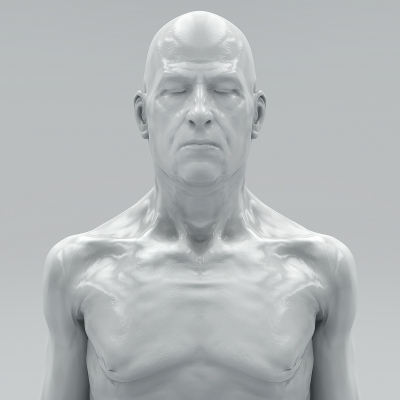 016 Virtual Portraits Busts 002 400x400 - Visuals. 2017