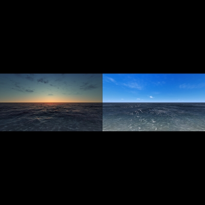 017 Virtual Sea VI Diptych N1 000 400x400 - Visuals. 2018