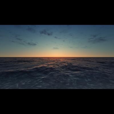 017 Virtual Sea VI Triptych N1 001 400x400 - Visuals. 2018