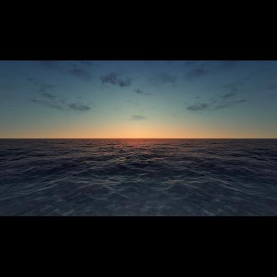 017 Virtual Sea VI Triptych N1 002 400x400 - Visuals. 2018