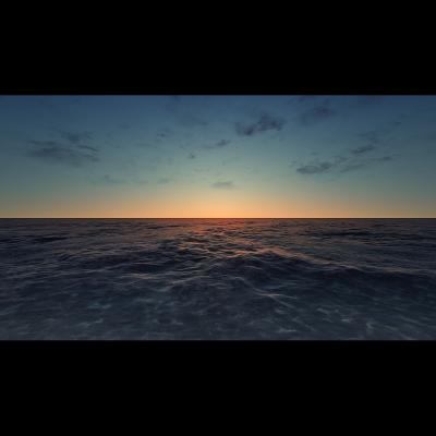 017 Virtual Sea VI Triptych N1 003 400x400 - Visuals. 2018