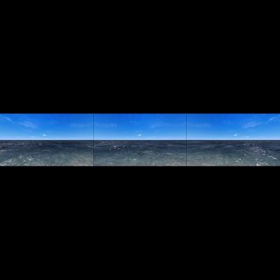 017 Virtual Sea VI Triptych N2 000 400x400 - Visuals. 2018