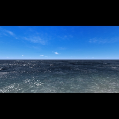 017 Virtual Sea VI Triptych N2 001 400x400 - Visuals. 2018