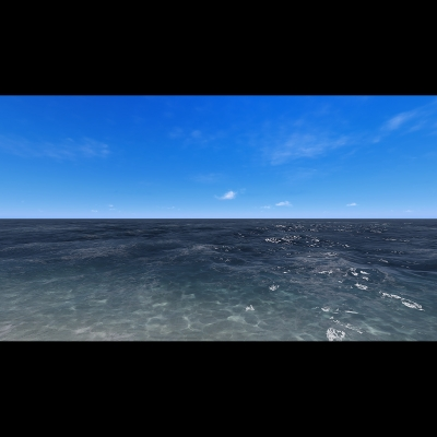017 Virtual Sea VI Triptych N2 003 400x400 - Visuals. 2018