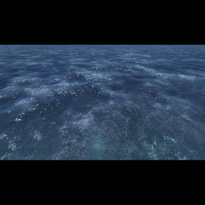 019 Virtual Sea VII Triptych I 001 400x400 - Visuals. 2018