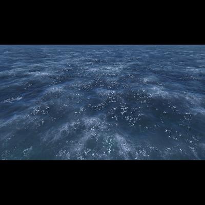 019 Virtual Sea VII Triptych I 002 400x400 - Visuals. 2018