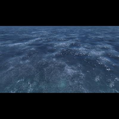 019 Virtual Sea VII Triptych I 003 400x400 - Visuals. 2018