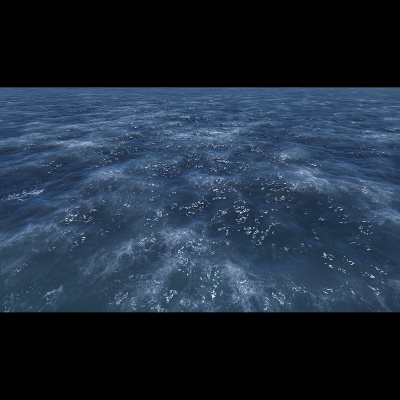 019 Virtual Sea VII Triptych II 002 400x400 - Visuals. 2018