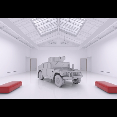 022 The Museum of Homosapiens Military Vehicles 001 400x400 - Visuals. 2018