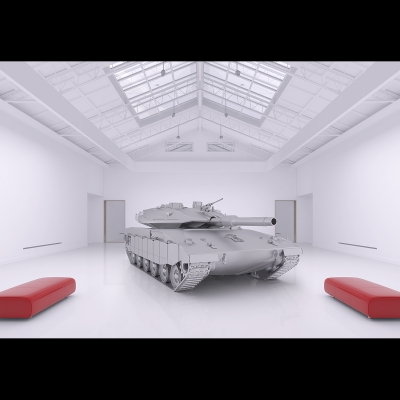 022 The Museum of Homosapiens Military Vehicles 002 400x400 - Visuals. 2018