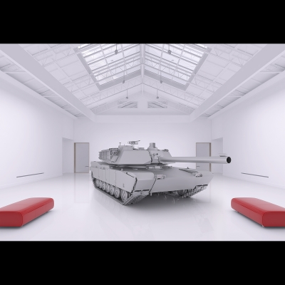 022 The Museum of Homosapiens Military Vehicles 003 400x400 - Visuals. 2018