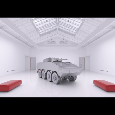022 The Museum of Homosapiens Military Vehicles 004 400x400 - Visuals. 2018