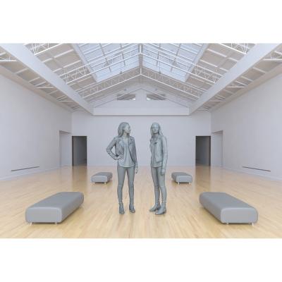 024 Le Musée Imaginaire Modèles Virtuels 001 400x400 - Visuals. 2017
