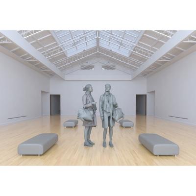 024 Le Musée Imaginaire Modèles Virtuels 002 400x400 - Visuals. 2017