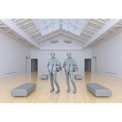 024 Le Musée Imaginaire Modèles Virtuels 003 400x400 - Visuals. 2017