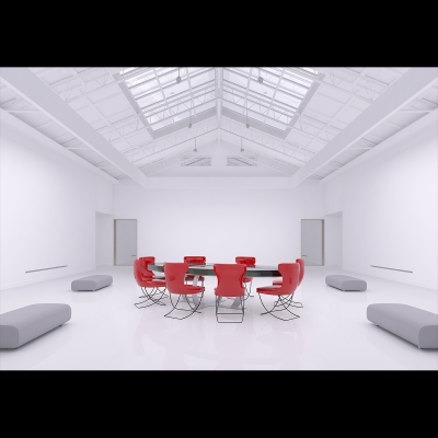 034 The Museum of HomoSapiens Empty meeting for Le Grand Soir 001 400x400 - Visuals. 2018