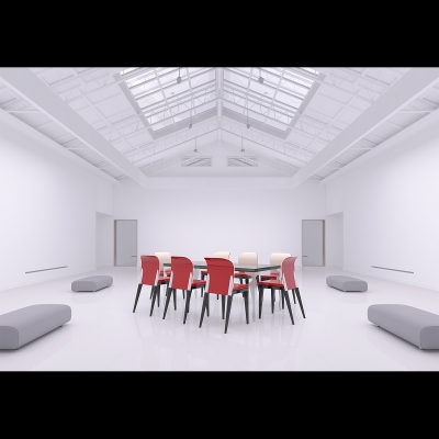 034 The Museum of HomoSapiens Empty meeting for Le Grand Soir 002 400x400 - Visuals. 2018
