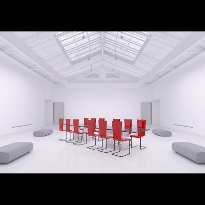 034 The Museum of HomoSapiens Empty meeting for Le Grand Soir 004 400x400 - Visuals. 2018
