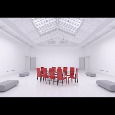 034 The Museum of HomoSapiens Empty meeting for Le Grand Soir 005 400x400 - Visuals. 2018