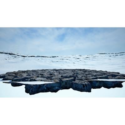 037 Virtual Land Art V1 Triptych N°2 002 400x400 - Visuals. 2018