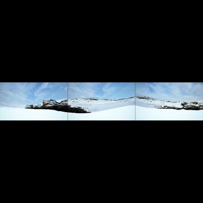 037 Virtual Land Art V1 Triptych N°5 000b 400x400 - Visuals. 2018