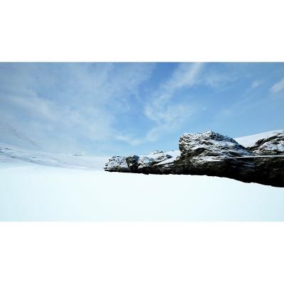 037 Virtual Land Art V1 Triptych N°5 001 400x400 - Visuals. 2018