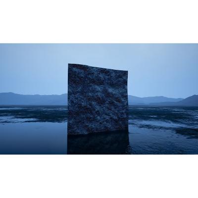 039 A Virtual Land Art V2 Triptych N°1 001 400x400 - Visuals. 2018