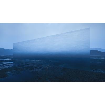 039 E Virtual Land Art V2 Triptych N°5 003 400x400 - Visuals. 2018
