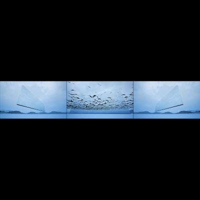 039 H Virtual Land Art V2 Triptych N°8 000 400x400 - Visuals. 2018