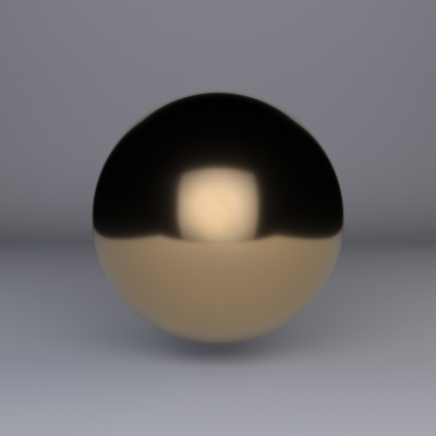 041 A sphere lit from the top V1 003 400x400 - Visuals. 2018
