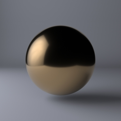 041 A sphere lit from the top V1 004 400x400 - Visuals. 2018