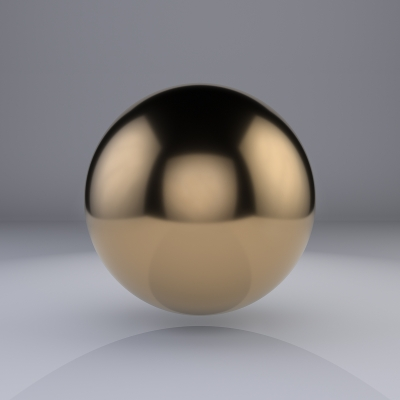 041 A sphere lit from the top V1 005 400x400 - Visuals. 2018