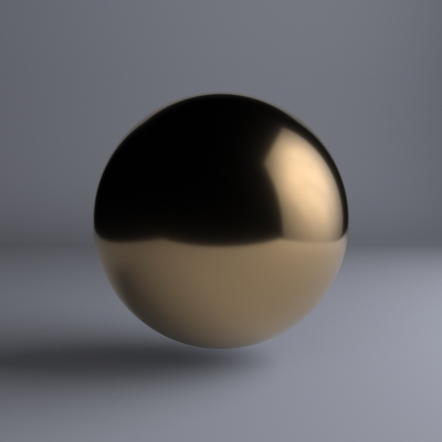 041 A sphere lit from the top V1 006 400x400 - Visuals. 2018