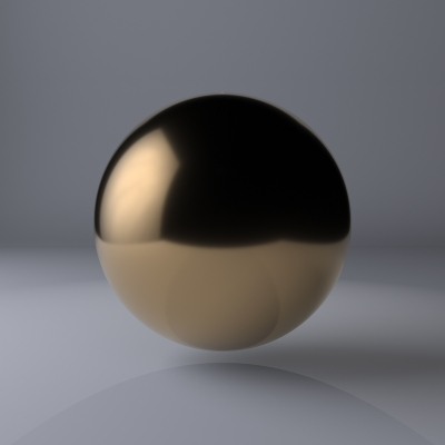 041 A sphere lit from the top V1 007 400x400 - Visuals. 2018