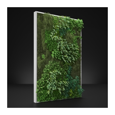 120 Virtual Vertical Garden N1 001 400x400 - Visuals. 2020