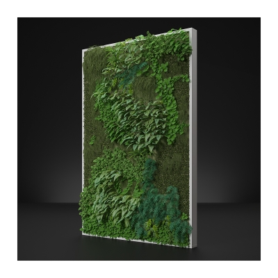 120 Virtual Vertical Garden N1 003 400x400 - Visuals. 2020