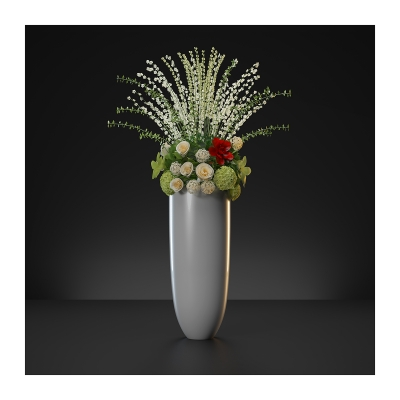 140 Virtual Flowers Bouquet Triptych N1 001 400x400 - Visuals. 2020