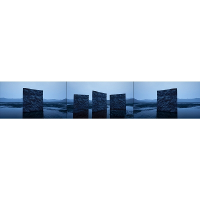 2018 Virtual Land Art V2 Triptych N°1 000 400x400 - Selected Visuals