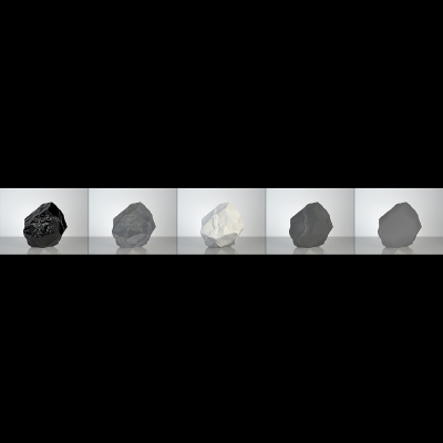 C HumanSkin Shaped Stones. Render Elements 001 000 1 400x400 - Visuals. 2016