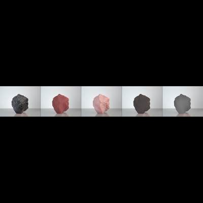 C HumanSkin Shaped Stones. Render Elements 002 000 1 400x400 - Visuals. 2016