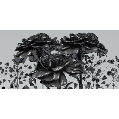 D Eternal Flowers The Black Set II 005 400x400 - Visuals. 2015