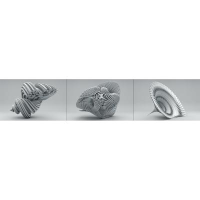 D Sign of God Fractal Geometry II 001 400x400 - Visuals. 2014