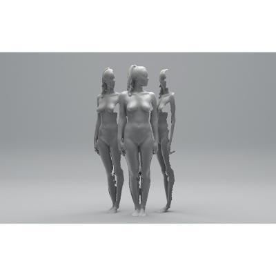 F 3D Portraits II 002 400x400 - Visuals. 2014