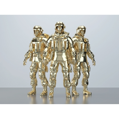 H Gold Century Military Men 001 1 400x400 - Visuals. 2016