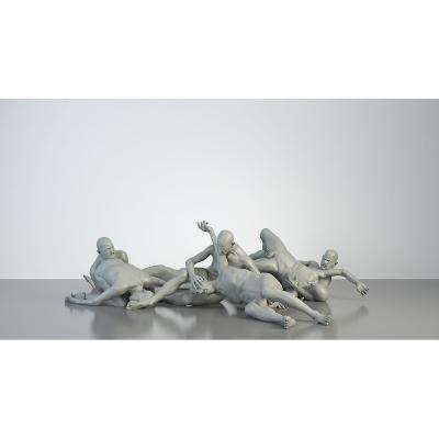 I The Museum of Homosapiens III 001 1 400x400 - Visuals. 2016