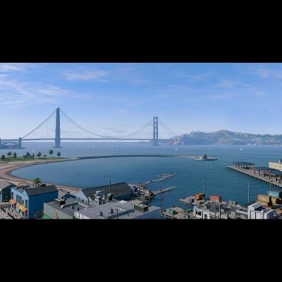 IG 014 Virtual Cities San Francisco Tritych N1 002 400x400 - Visuals. 2018