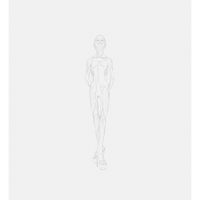 P La petite danseuse Drawbot 001 1 400x400 - Visuals. 2016