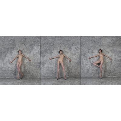 C La petite danseuse La troisieme seance 001 400x400 - Visuals. 2008